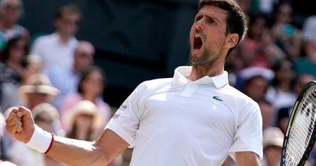Djokovic'in koronavirüs testi negatif çıktı