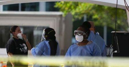 Dünya genelinde Kovid-19 tespit edilen kişi sayısı 12 milyon 630 bini geçti