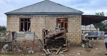 Ermenistan'ın saldırısı sonucu Azerbaycanlı bir sivil öldü