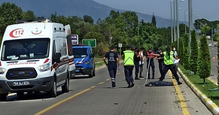 Feci kazada 17 yaşındaki genç hayatını kaybetti