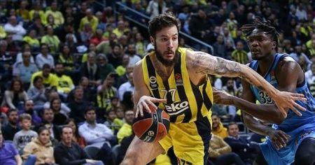 Fenerbahçe Beko, Joffrey Lauvergne ile yollarını ayırdı