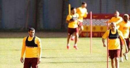Galatasaray Futbol Takımı'nda Kovid-19 testleri negatif çıktı