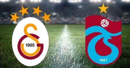 Trabzonspor, deplasmanda Galatasaray'ı 3-1 mağlup etti