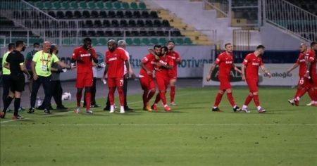 Gaziantep FK deplasmanda kazandı