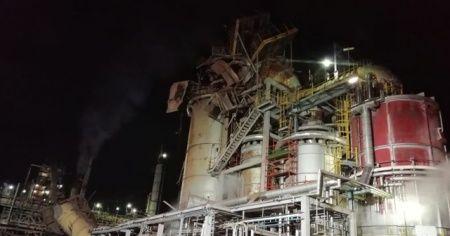Güney Afrika'da petrol rafinerisinde patlama: 2 ölü