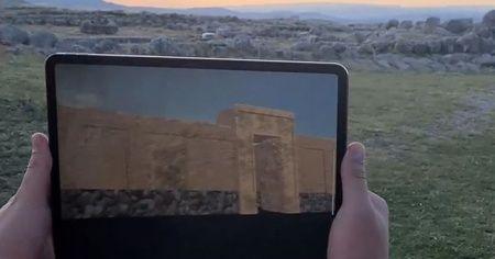 Hattuşa'nın 3 bin 500 yıl önceki hali ziyarete açıldı