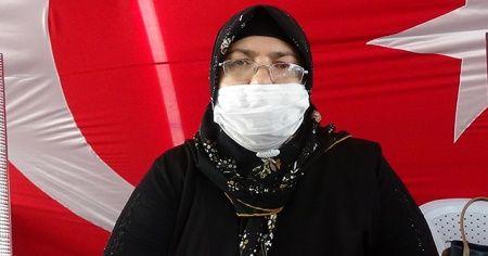 HDP önündeki ailelerin evlat nöbeti 308'inci gününde