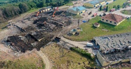 Hendek esnafı, havai fişek fabrikasındaki patlama anını anlattı