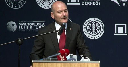 """İçişleri Bakanı Soylu: """"Türkiye 15 Temmuz'dan sonra geleceğini yeniden şekillendirmiştir"""""""