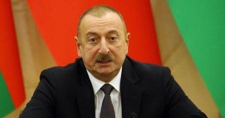 İlham Aliyev'den 15 Temmuz Demokrasi ve Milli Birlik Günü mesajı