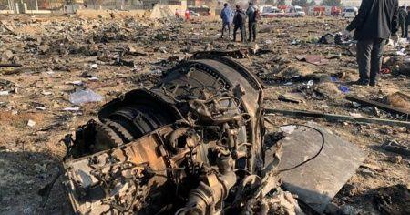 İran'dan Ukrayna yolcu uçağının düşürülmesiyle ilgili 'insan hatası' açıklaması