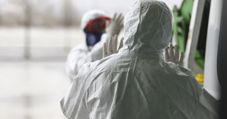 İspanya'da ve Portekiz'de Kovid-19 nedeniyle ölenlerin sayısı arttı