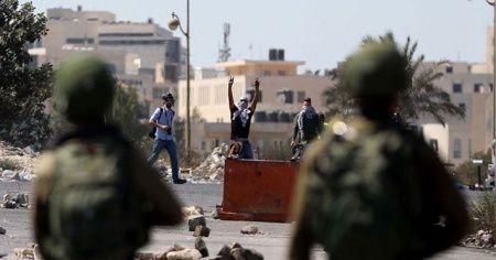 İsrail askerleri Kudüs'te 7 Filistinliyi yaraladı