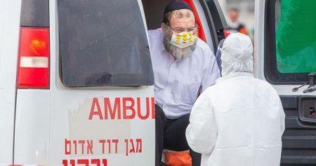 İsrail'de en yüksek günlük vaka sayısı kaydedildi