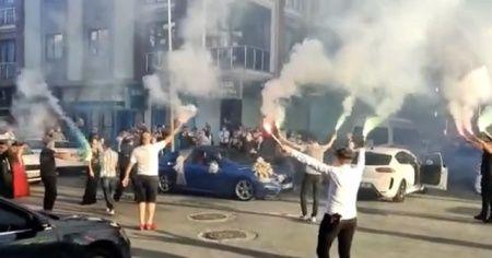 İstanbul'da düğün eğlencelerinde terör estiren magandalara 13 bin lira ceza
