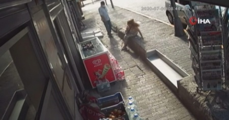 İstanbul'un göbeğinde kadını vuran zanlı tutuklandı