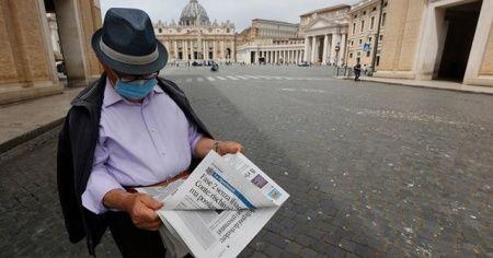 İtalya'da Kovid-19'dan ölenlerin sayısı 34 bin 984'e yükseldi