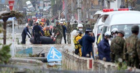 Japonya'da sel felaketi: Ölü sayısı 26'ya yükseldi