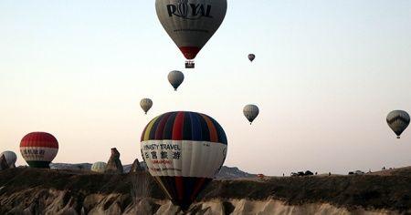 Kapadokya'da turizmciler balon uçuşlarının yapılmasını istiyor