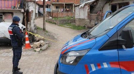 Karabük'te bir sokak karantinaya alındı