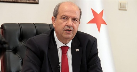 KKTC Başbakanı Ersin Tatar'dan Ayasofya açıklaması
