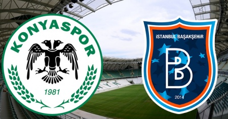 Konyaspor-Medipol Başakşehir maçı CANLI İZLE!  Konyaspor-Medipol Başakşehir izle!