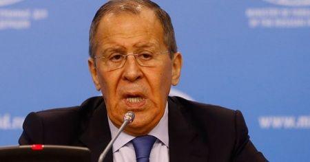 Lavrov: ABD tüm silah kontrol mimarisini sökmeye devam ediyor