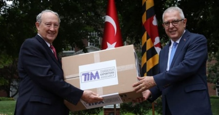 Maryland Eyalet Bakanı Wobensmith: Bu yardımlar Türkiye ile olan ilişkilerimizdeki güzel yanı gösteriyor