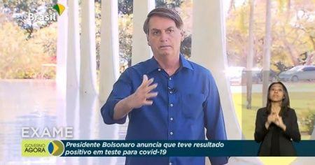 Maskesini çıkaran Bolsonaro'ya gazeteciler dava açacak