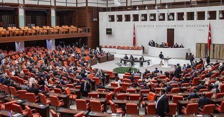 TBMM Genel Kurulu Meclis Başkanı seçimi için toplandı