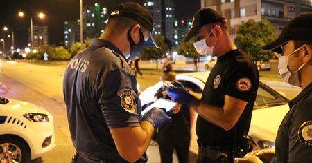 Mersin'de 543 polisin katılımıyla 'huzur' uygulaması