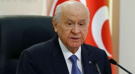 MHP Lideri Bahçeli'den 9 Ağustos uyarısı