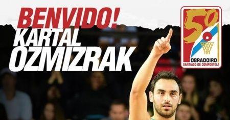 Milli basketbolcu İspanya'ya transfer oldu