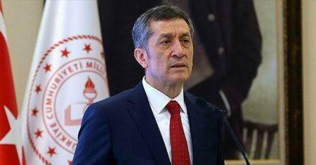 Milli Eğitim Bakanı Ziya Selçuk: Okullarımızın açılması için her türlü hazırlığımızı yüksek bir dikkatle devam ettiriyoruz