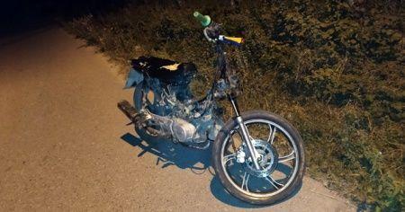 Motosiklet ile beton elektrik direğine çarpan 16 yaşındaki genç hayatını kaybetti