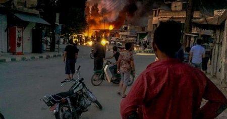 MSB: 'Tel Abyad'da 6 masum sivil hayatını kaybetti'