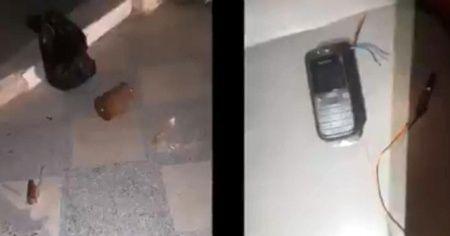 MSB: Tel Abyad'da bir dükkanın önüne tuzaklanmış EYP imha edildi