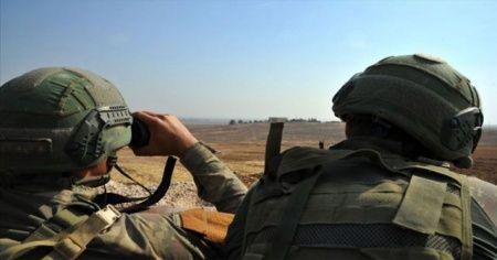 MSB: Zeytin Dalı bölgesinde 6 PKK/YPG'li terörist gözaltına alındı
