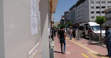 Personelde koronavirüs çıkınca banka şubesi kapatıldı