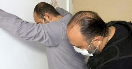 Polis 'torbacıyı' hastanede kıskıvrak yakaladı