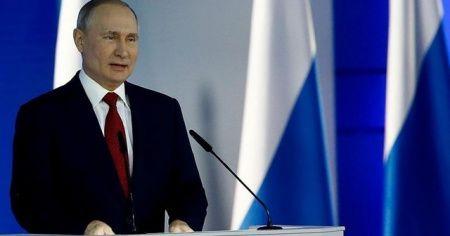 Putin'den ABD Büyükelçiliğine 'LGBT simgesi' göndermesi