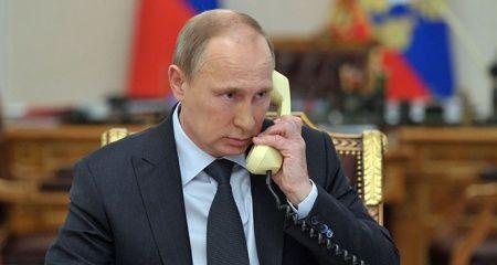 Putin ile Al Nahyan telefonda görüştü