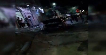 Rus savaş uçaklarından El Bab'a hava saldırısı