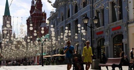 Rusya'da Kovid-19 vaka sayısı 687 bini geçti