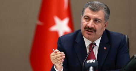"""Sağlık Bakanı Koca'dan Hatayspor taraftarına """"örnek kutlama"""" önerisi"""
