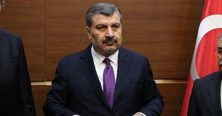 Sağlık Bakanı Koca, Kazakistan, Özbekistan ve Azerbaycan sağlık bakanlarıyla telefonda görüştü