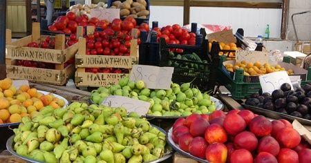 Sebze fiyatları düştü, meyve fiyatları arttı
