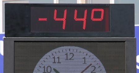 Sıcaklar termometrelerin ayarını bozdu