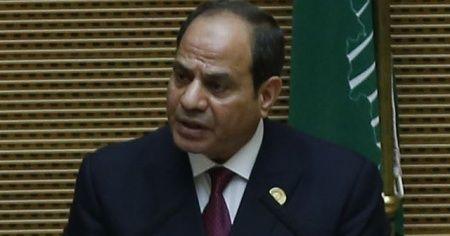 Sisi, Hafter'e destek veren Libya kabile reisleri ile görüştü