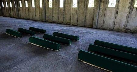 Srebrenitsa Soykırımı'nın 9 kurbanı daha bugün toprağa verilecek